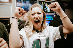 Eagles win the Superbowl