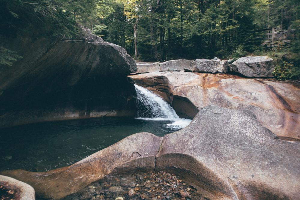 The Basin, New Hampshire