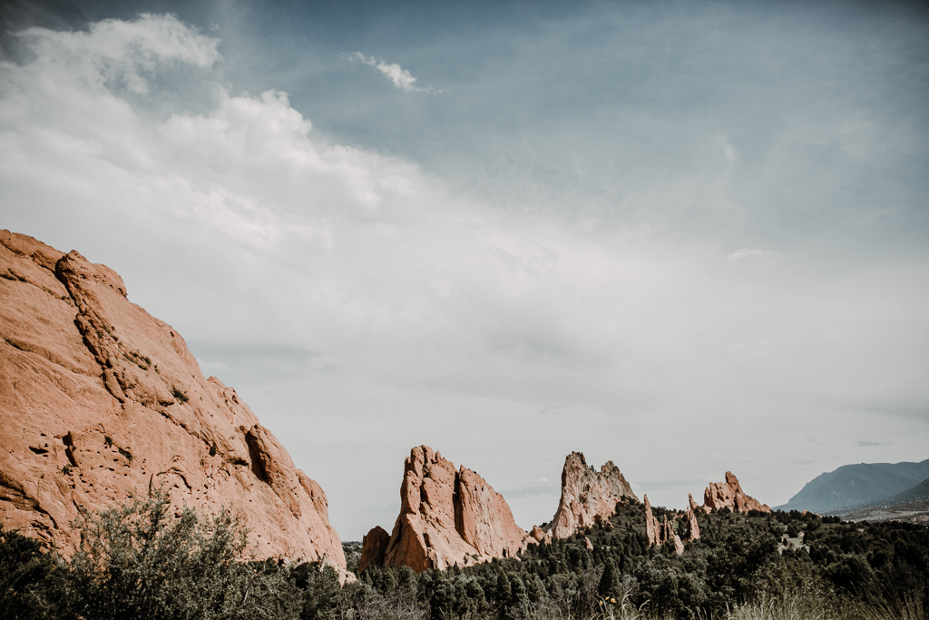 Garden of the Gods // Colorado