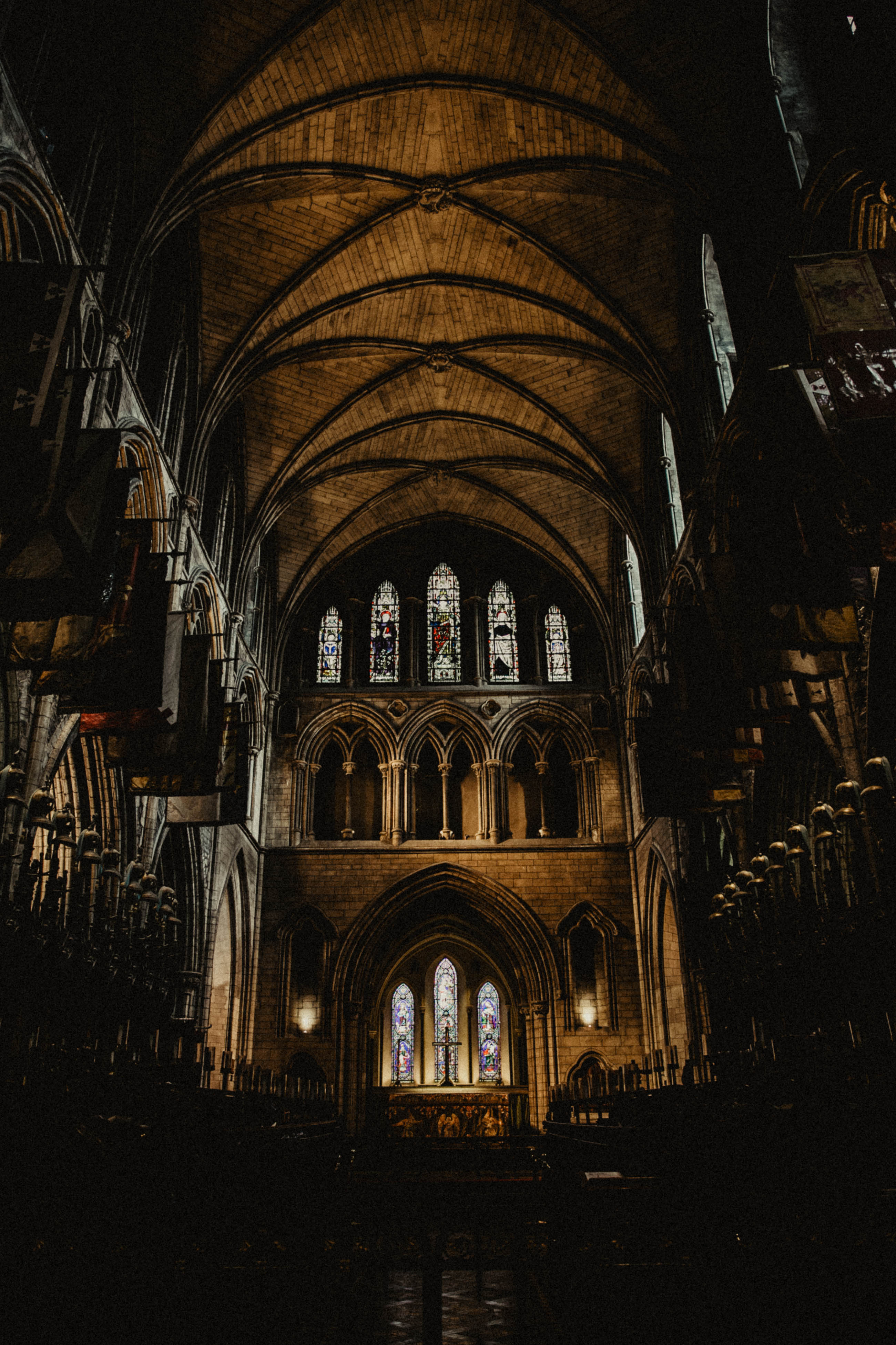 St. Patricks Cathedral // Ireland