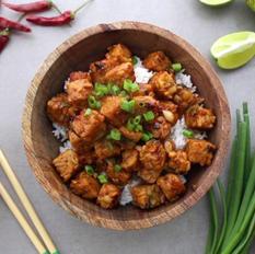 Des repas goûteux et riches en protéines végétales