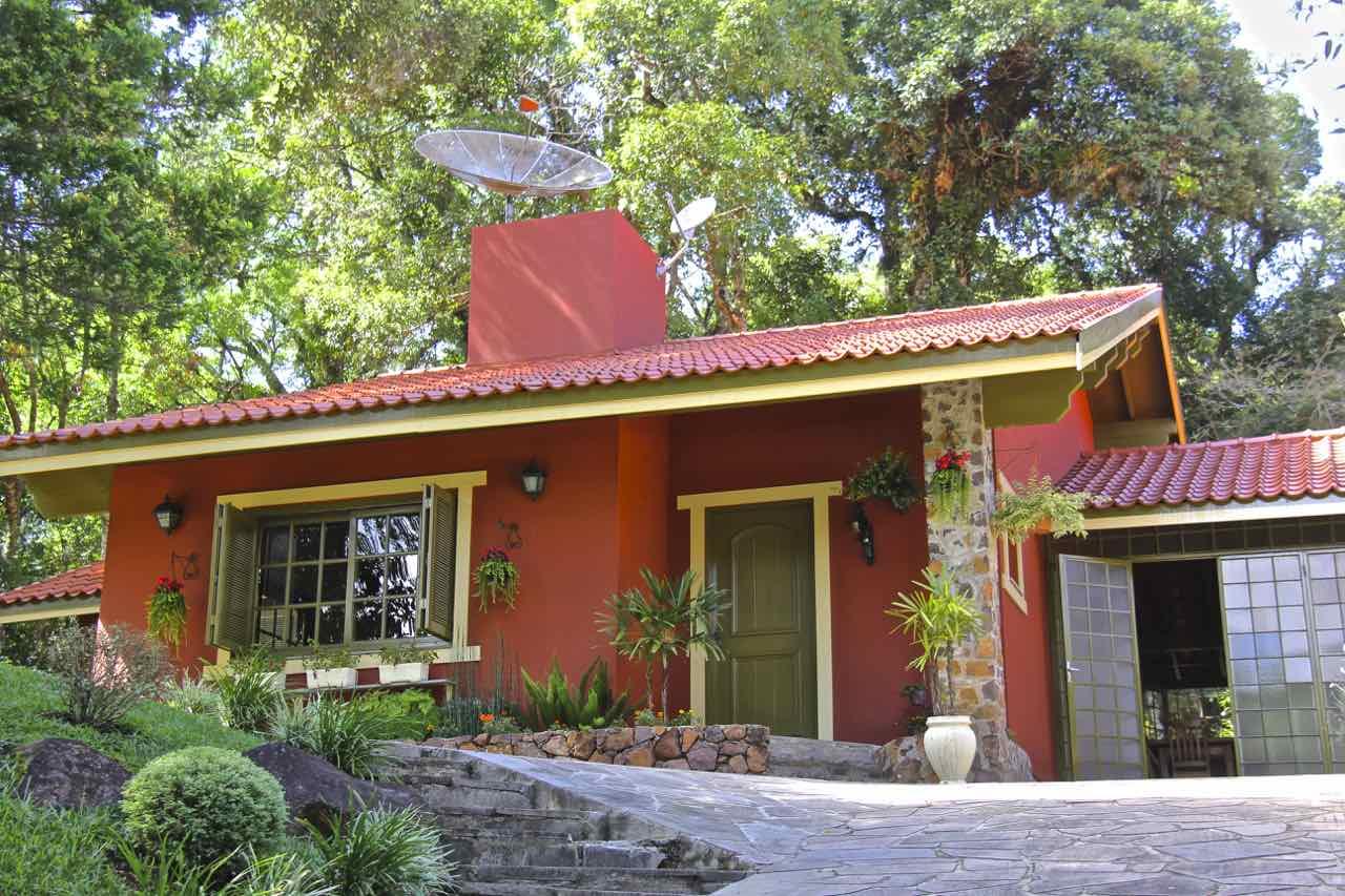Casa para alugar em Gramado foto 01