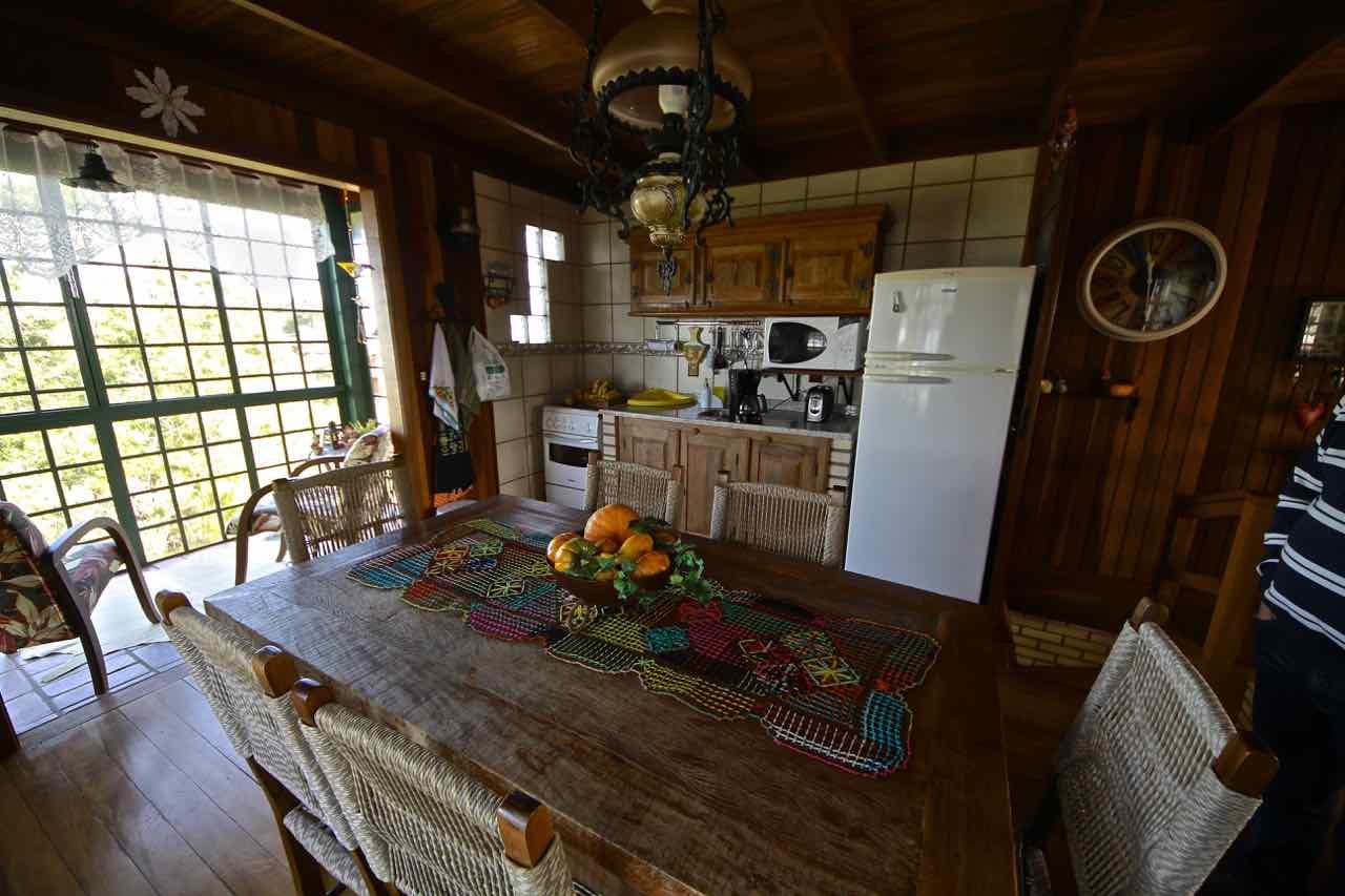 Casa para alugar em Gramado Foto 14