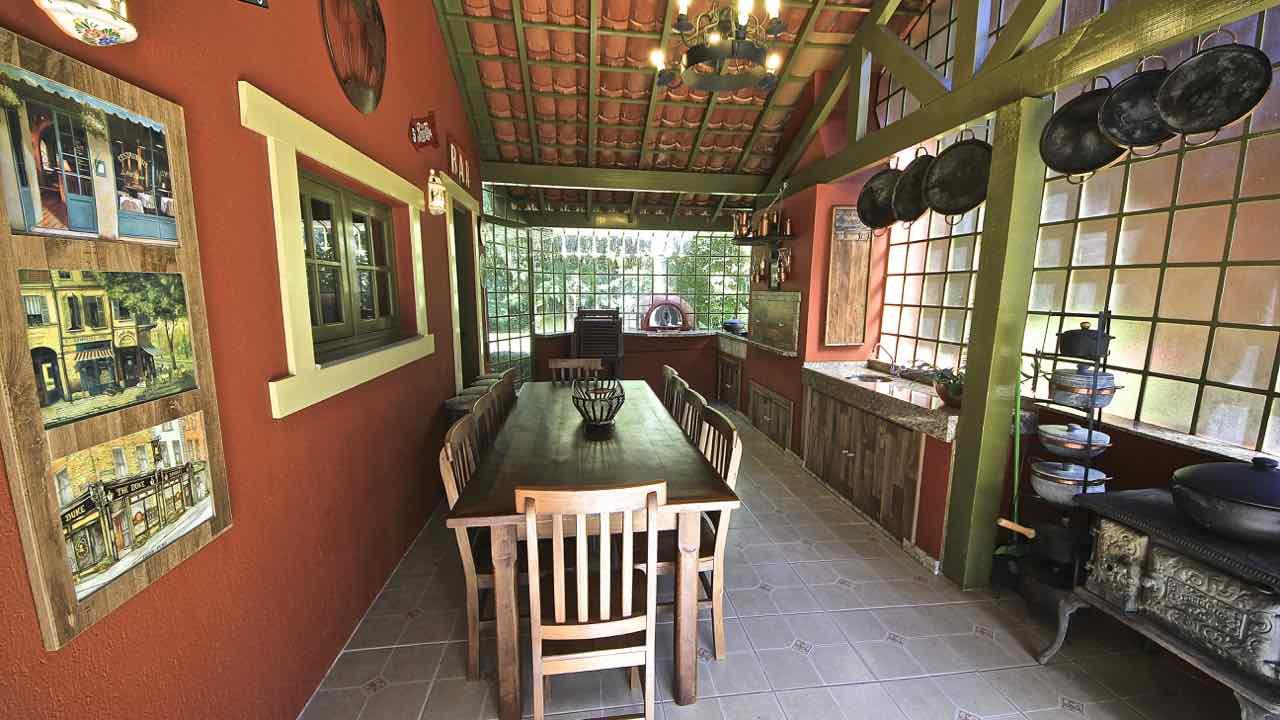 Casa para alugar em Gramado foto 13