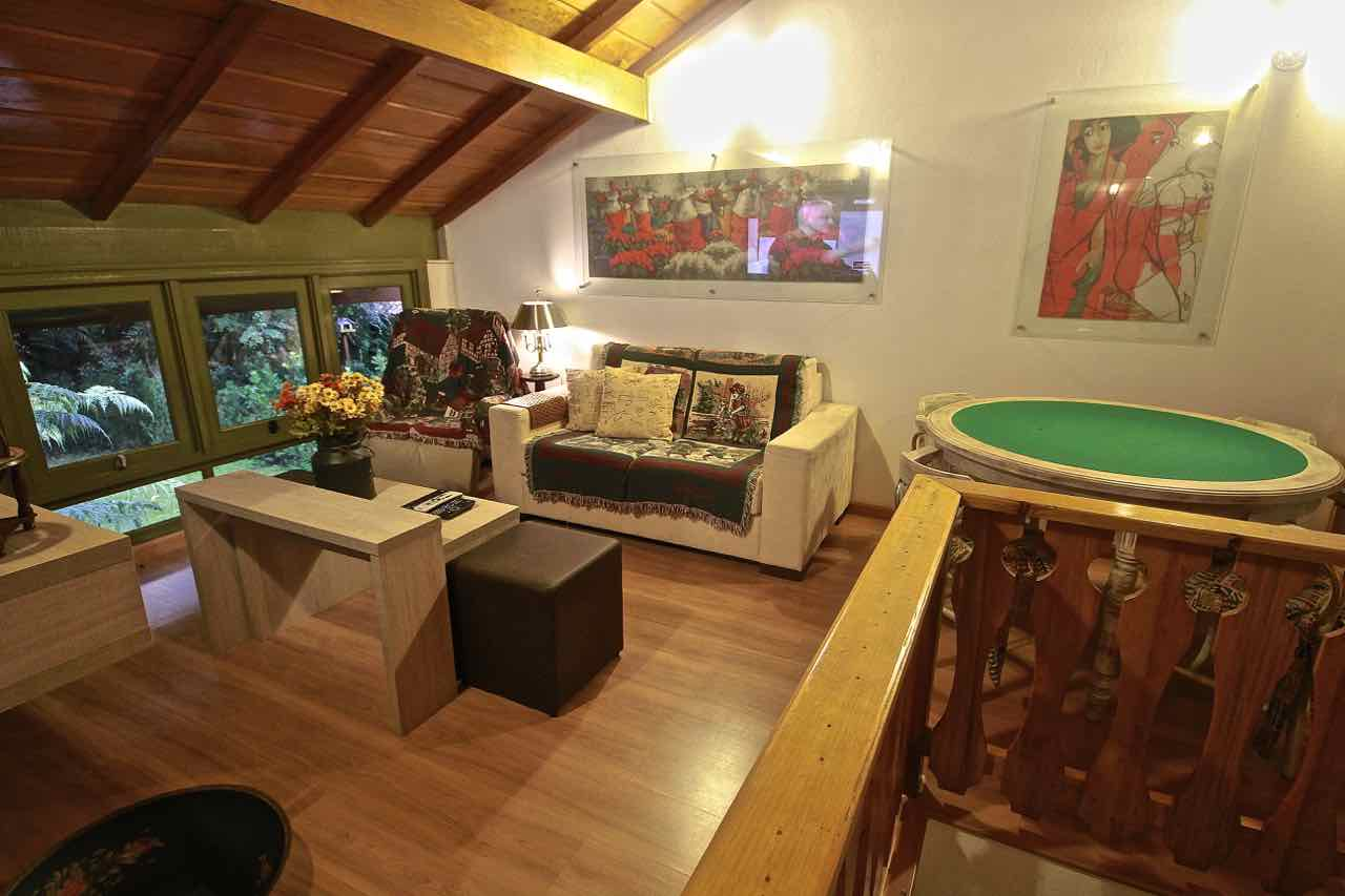 Casa para alugar em Gramado foto 64