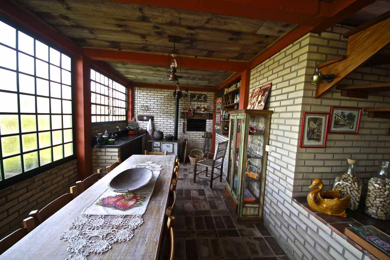 Casa para alugar em Gramado Foto 30