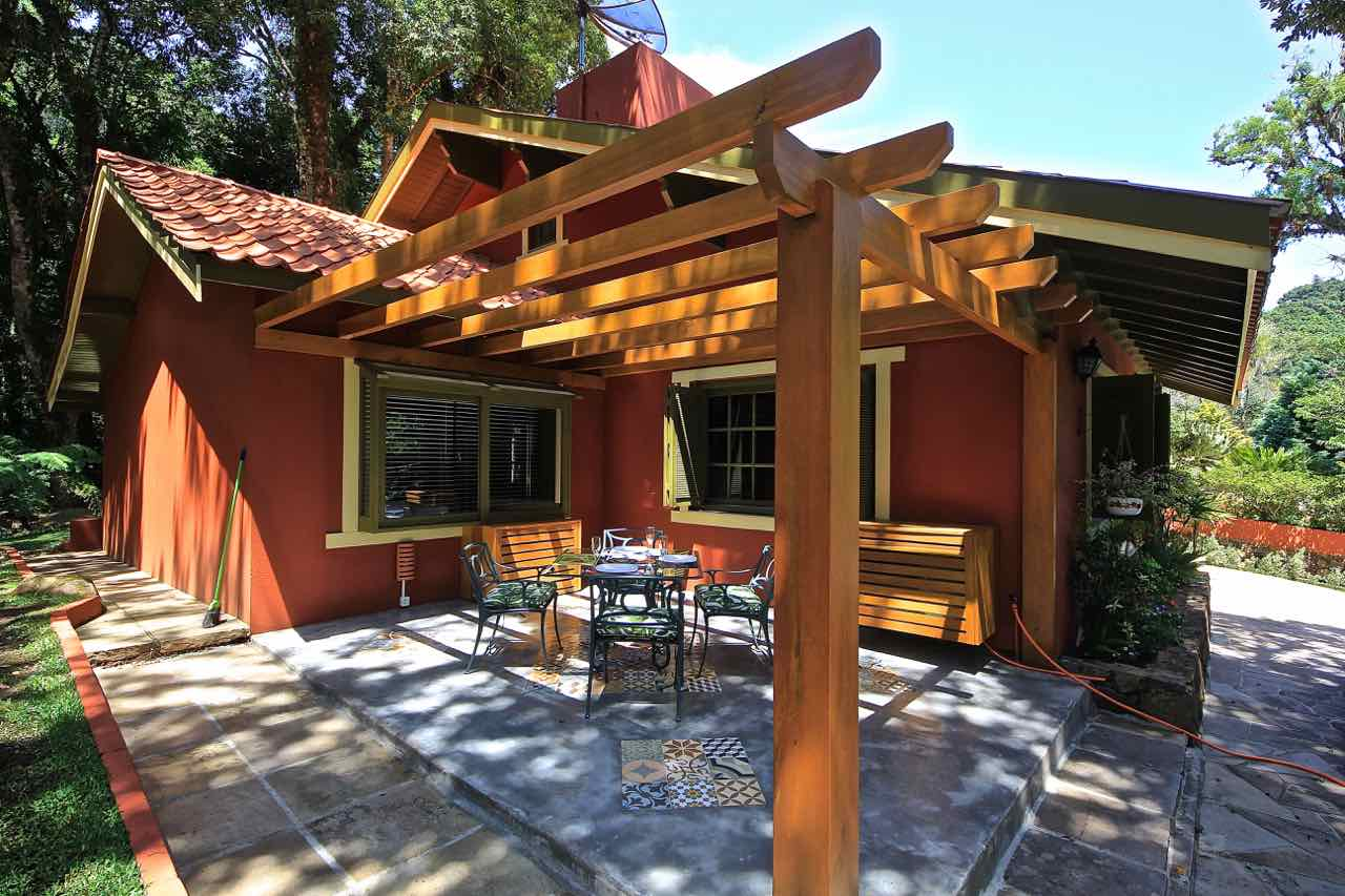 Casa para alugar em Gramado foto 09