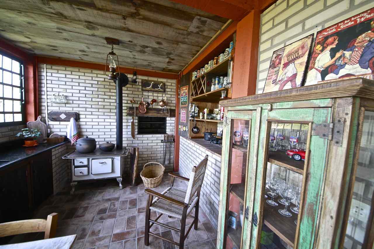 Casa para alugar em Gramado Foto 32