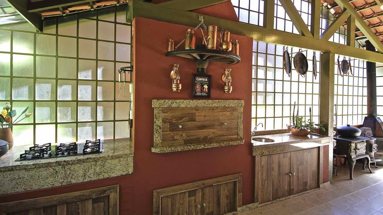 Casa para alugar em Gramado foto 19