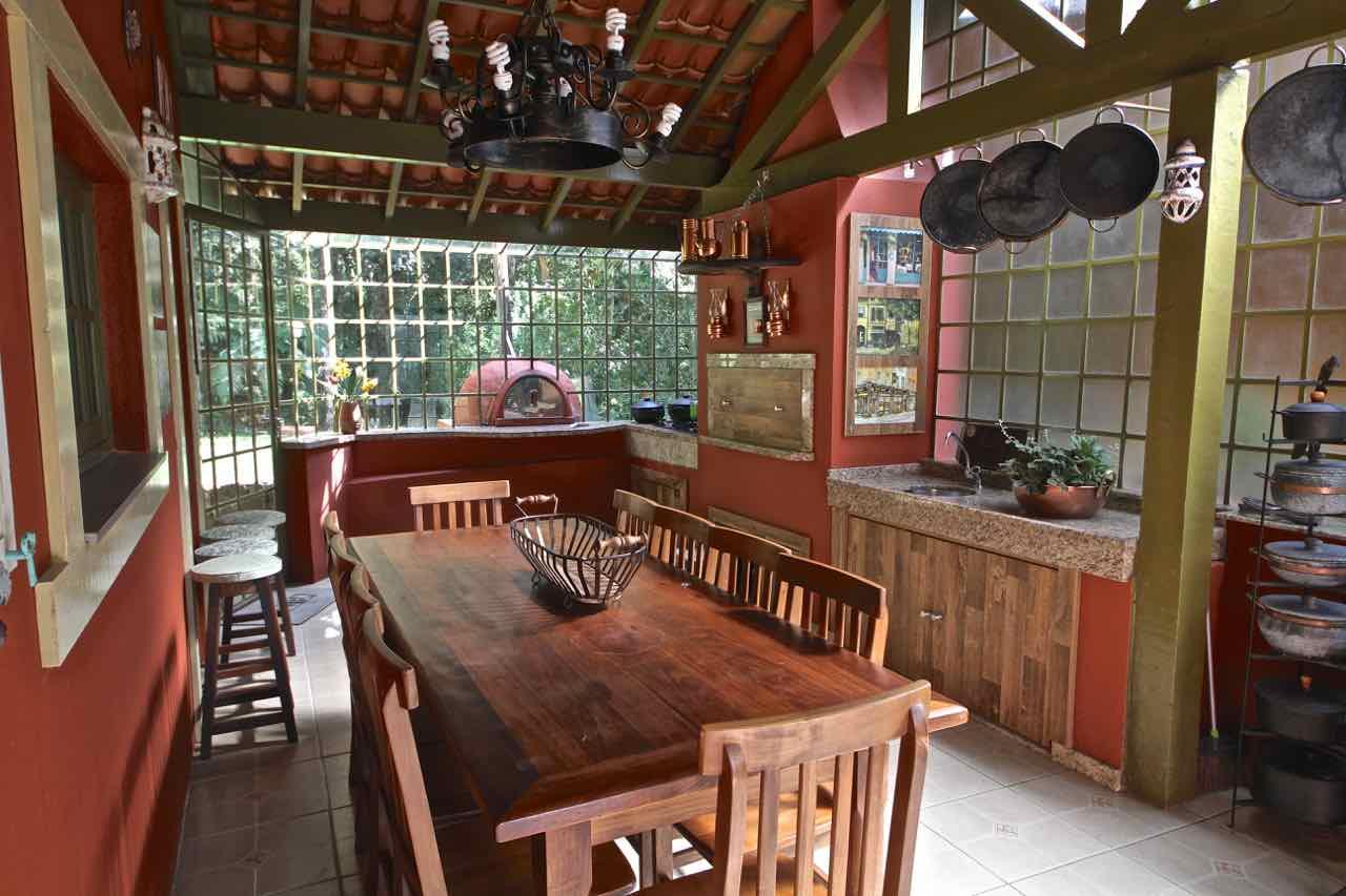 Casa para alugar em Gramado foto 12