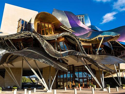 10 φωτογραφίες αρχιτεκτονικών δημιουργημάτων του Φρ. Γκέρι