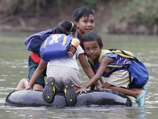 18 από τις πιο επικίνδυνες και ασυνήθιστες διαδρομές για το σχολείο στον κόσμο.