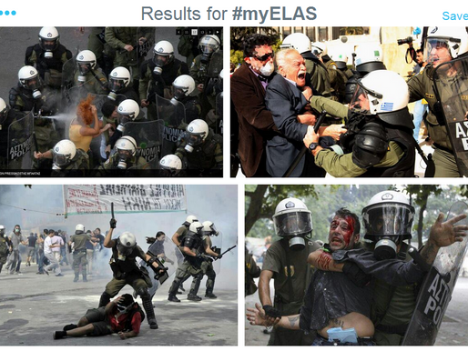 #myELAS : Η ελληνική απάντηση στο #myNYPD