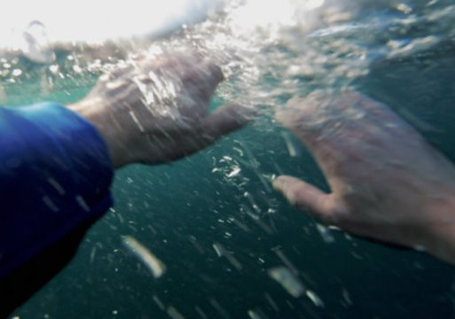 Sortie en mer : ένας εξομοιωτής πνιγμού