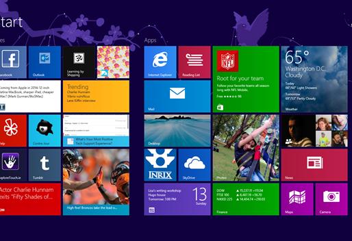 Τα windows 8.1 είναι εδώ