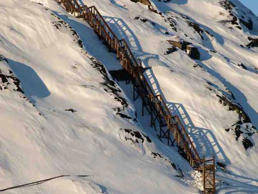 Η μεγαλύτερη σκάλα στο κόσμο