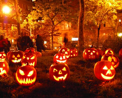 Halloween : μία παράδοση 2000 χρόνων