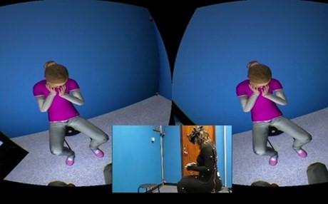 Θεραπεία εικονικής πραγματικότητας για την κατάθλιψη