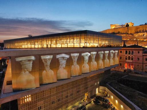 Aυτό είναι το νέο πρόγραμμα ξεναγήσεων του Μουσείου της Ακρόπολης