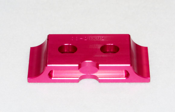 JTP Internal Engine Mount Clamp (Solid Anodized)