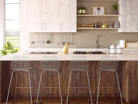 HOW TO ORGANIZE YOUR KITCHEN - PART I.