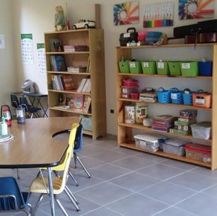 sala de tarea/study hall