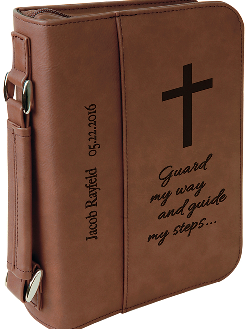 Leatherette Book/Bible Cover