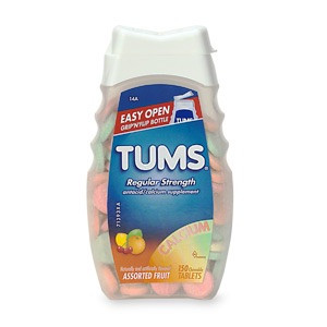 Tums: #3 on my top 3 list