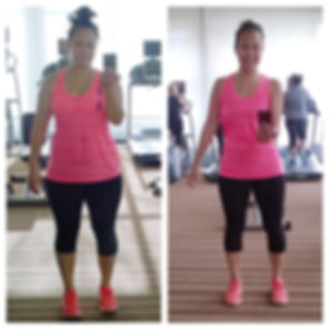 Bellevue Fit Personal Training Before and After Photos