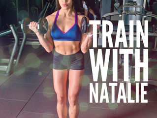 Train with Natalie!