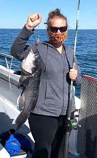 Jumbo Black Sea Bass