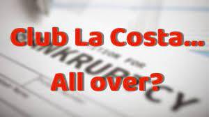 Club La Costa i Konkurs - medlemmer frygter at miste deres ferier.