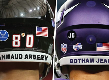 NFL players allowed to wear names of people who have been affected by police brutality on Helmets