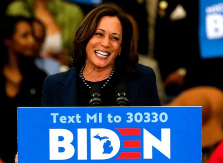 Joe Biden finally picks Kamala Harris as his running mate for 2020