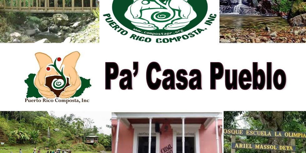 Puerto Rico Composta Pa' Casa Pueblo