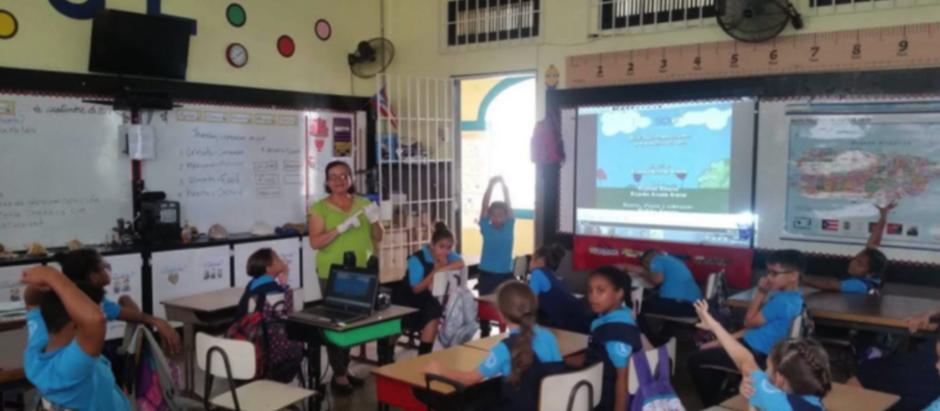 Compostaje en la Escuela y Huerto Sustentable