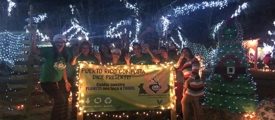 """Puerto Rico Composta narra su experiencia desde su espacio en """"Naguabo Brilla"""""""