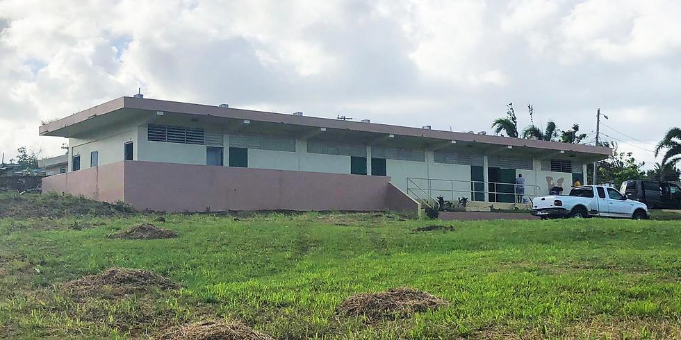 Inauguración de las Facilidades de Puerto Rico Composta