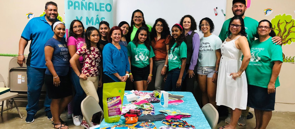 Charla Mensual: Menstruación Eco-amigable