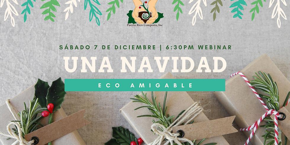 Webinar: Una Navidad Eco-amigable