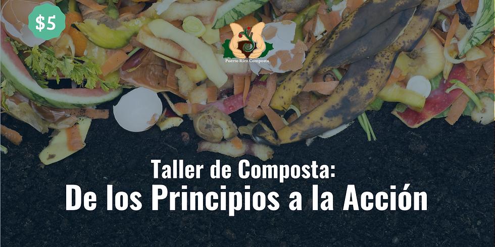 Taller de Composta: De los Principios a la Acción