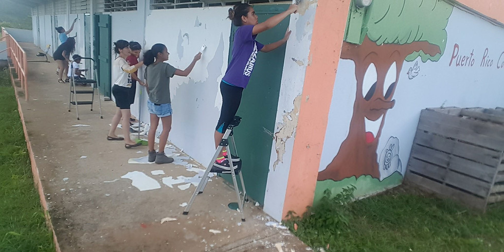 Brigada de Mantenimiento Facilidades Puerto Rico Composta