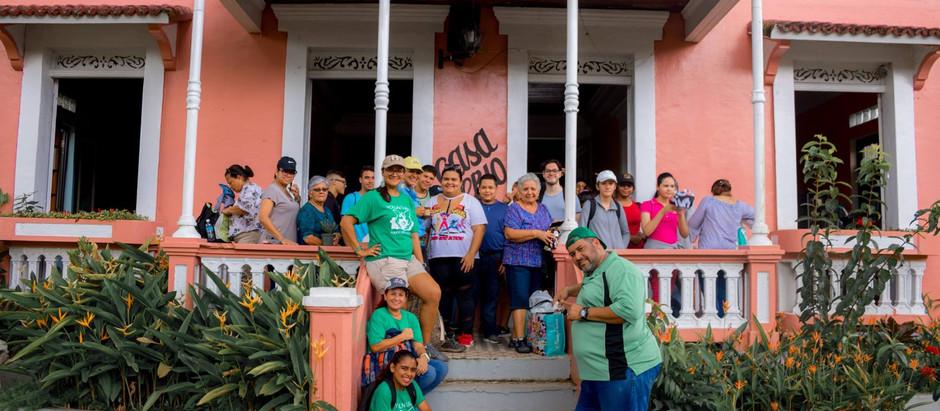 Excursión Contacto Verde: Nos fuimos Pa' Casa Pueblo (Octubre 27, 2018)