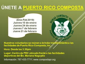 Unete a Puerto Rico Composta