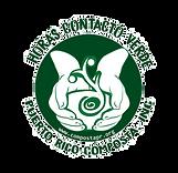 horas-contacto-verde-circular-fondo-blan