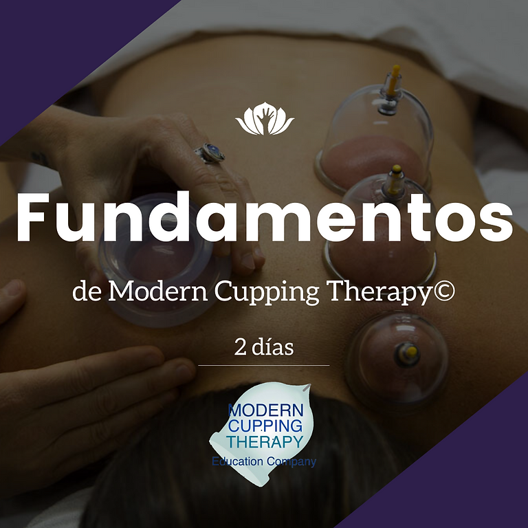 Fundamentos de Modern Cupping Therapy