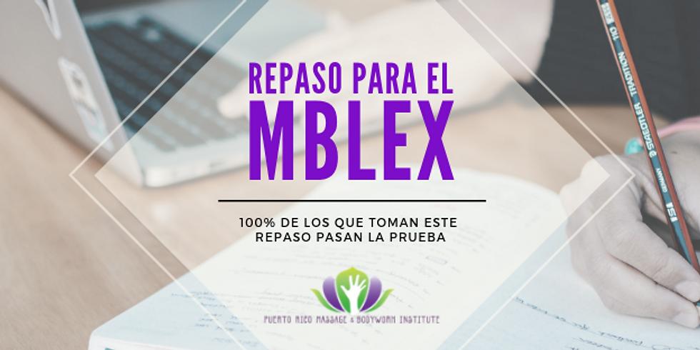 Respaso para el MBLEx