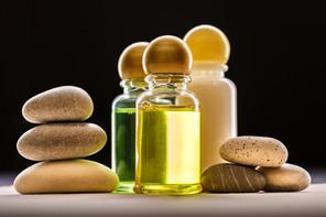 Aceites, ungüentos, lociones y cremas