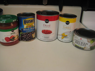 Canned Goods Needed!