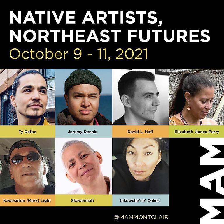 MAM presents Native Artists, Northeast Futures